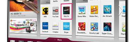 Smart tv LG ultima generazione