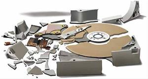 recuperare file da hard disk rotto