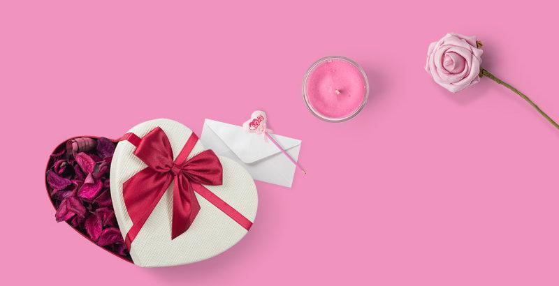 idea stravagante per san valentino
