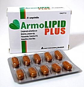 compresse Armolipid