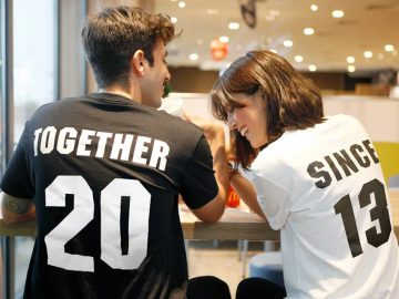 magliette per coppia online